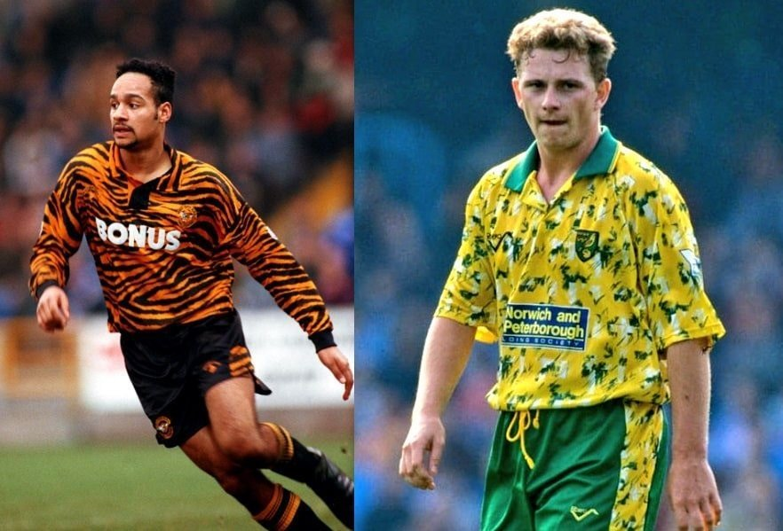 Hull and Norwich 1992